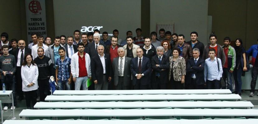 Karadeniz Teknik Üniversitesini Ziyaret Ettik