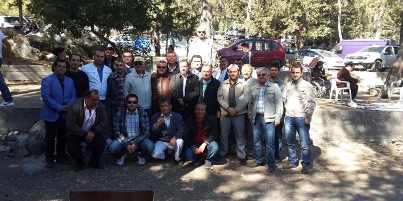 KKTC Şirket Pikniğine Başbakan Yardımcısı ve Maliye Bakanı Sn. Serdar Denktaş Teşrif Etmiştir